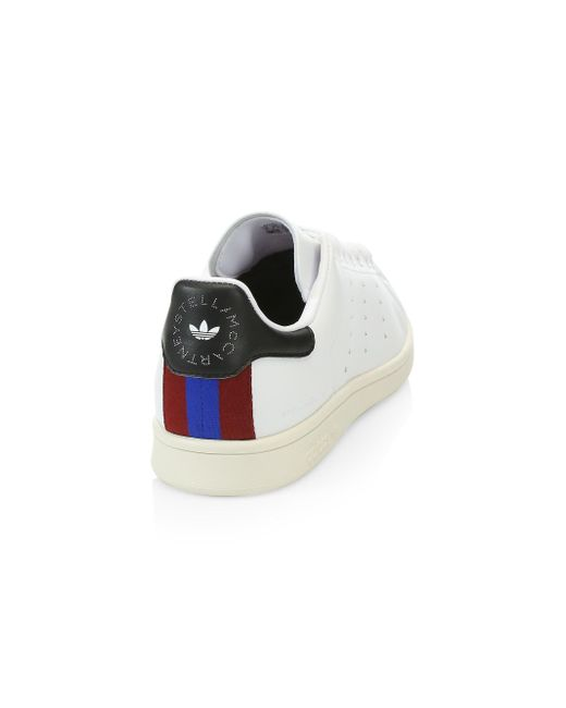 db94e7ce358 Lyst - Stella McCartney White Stan Smith Sneakers in White - Save 20%