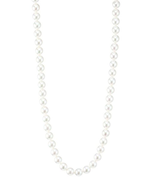 Majorica - 8mm White Pearl Necklace - Lyst