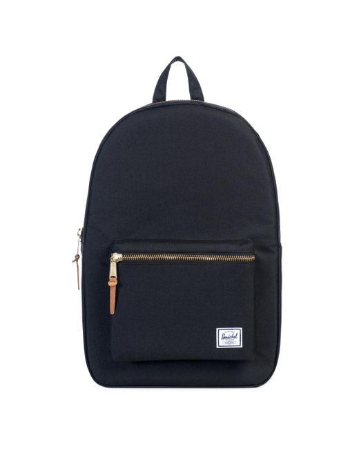 Herschel Supply Co. - Black Settlement Backpack - Lyst