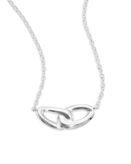 Ippolita - Metallic Cherish Interlocking Necklace - Lyst