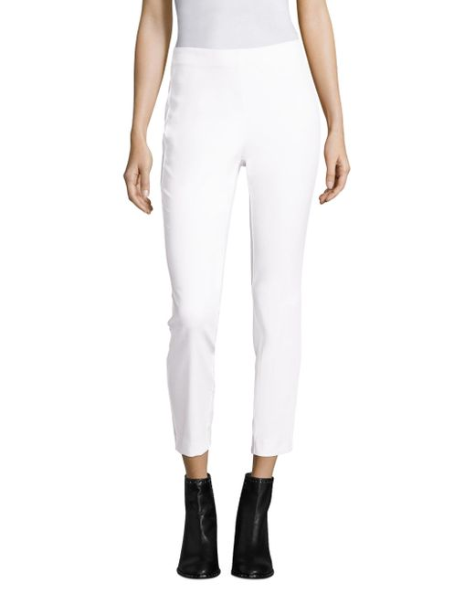 Rag & Bone - White Simone Pants - Lyst