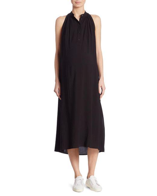 HATCH - Black Medina Sleeveless Dress - Lyst