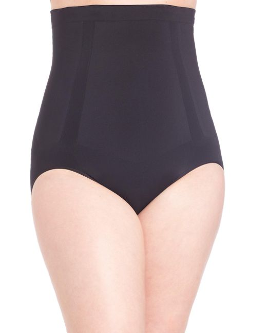 Spanx - Black Oncore High-waisted Brief - Lyst