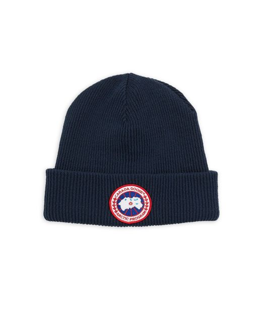 Canada Goose - Blue Arctic Disc Toque Hat for Men - Lyst