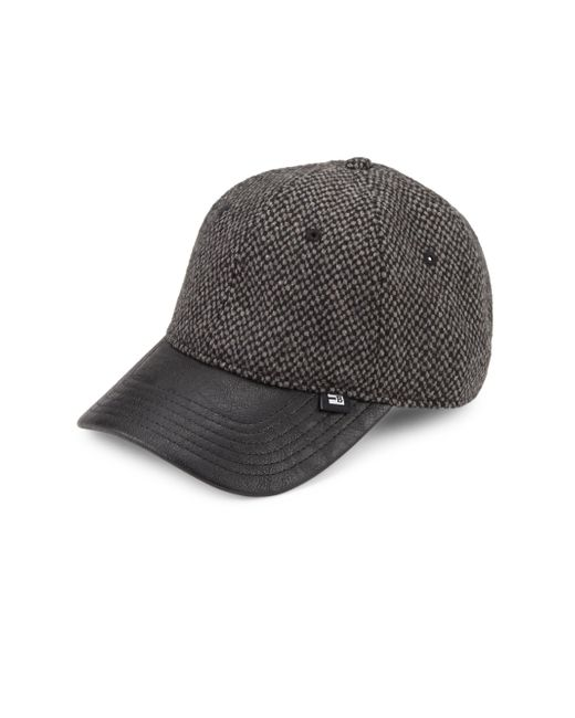 Block Headwear | Gray Tonal Baseball Cap for Men | Lyst