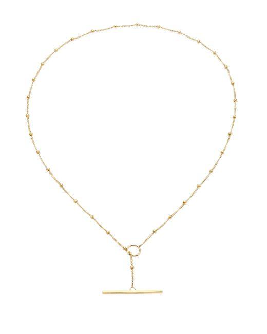Zoe Chicco | Metallic 14k Yellow Gold Satellite Toggle Chain Choker | Lyst