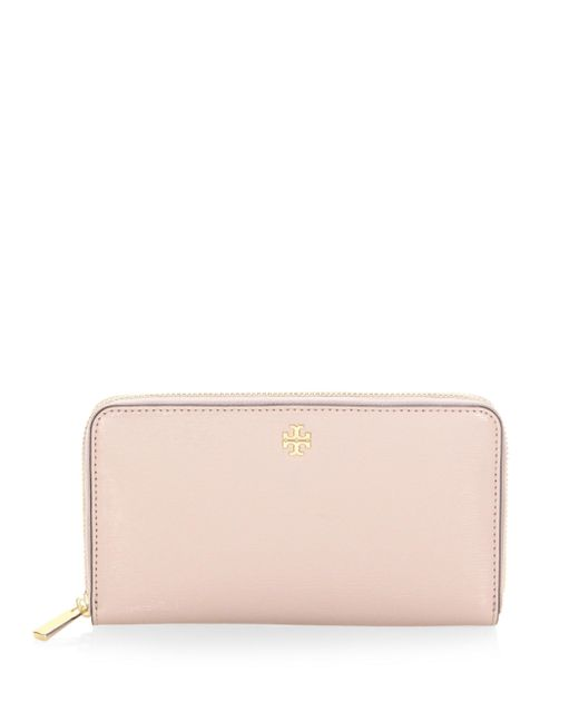 Tory Burch | Multicolor Patent Leather Continental Wallet | Lyst