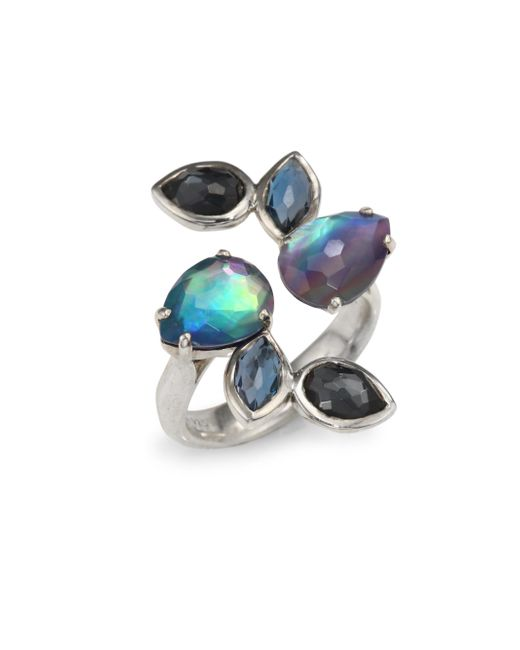 Ippolita - Metallic 925 Rock Candy Wrap Ring - Lyst