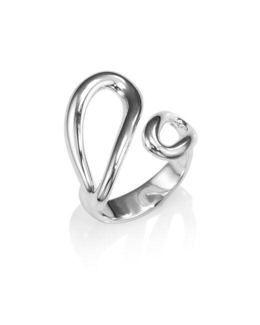 Ippolita - Metallic Cherish Sterling Silver Ring - Lyst