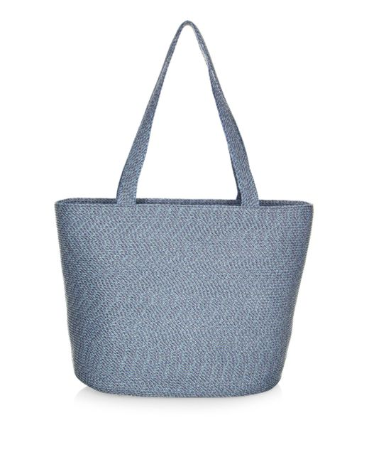 Eric Javits - Blue Squishee Tote - Lyst