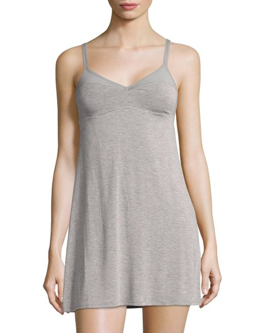 Naked | Gray Whisper Chemise | Lyst