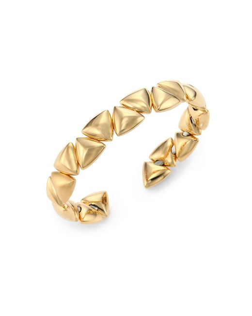 Vhernier | Metallic Freccia Mini 18k Rose Gold Bracelet | Lyst