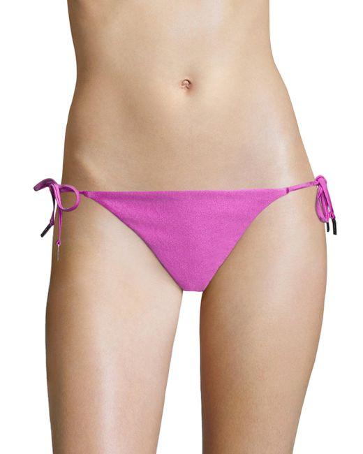 Zimmermann | Purple Separates String Bikini Bottom | Lyst