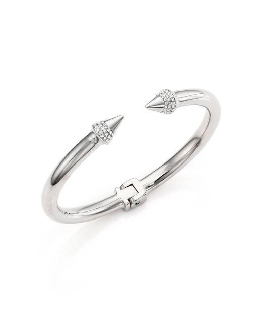 Vita Fede   Metallic Mini Titan Crystal Cuff Bracelet   Lyst