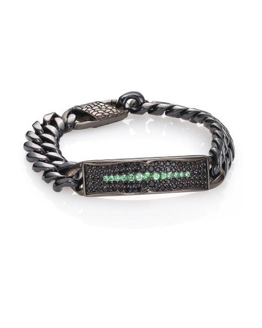 Stephen Webster - Metallic Ceramic Link Bracelet - Lyst