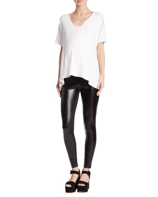 HATCH | Black The Night Out Leggings | Lyst