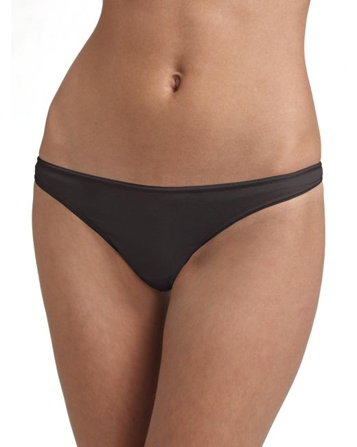 Cosabella | Black Talco Low-rise Thong | Lyst