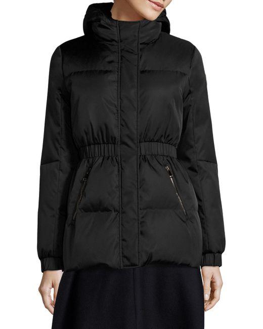 Moncler - Black Fatsia Jacket - Lyst