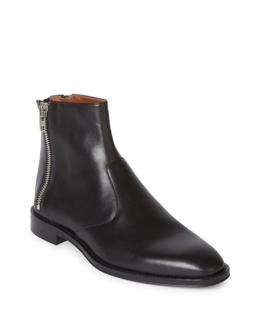 Givenchy | Black Rider Ankle Boots for Men | Lyst