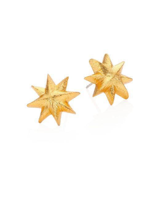 Stephanie Kantis | Metallic Baby Burst Stud Earrings | Lyst