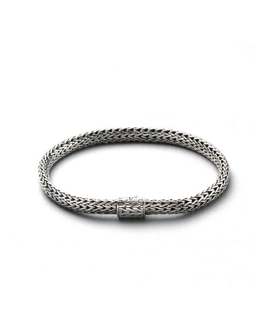 John Hardy | Metallic Small Oval Chain Bracelet | Lyst