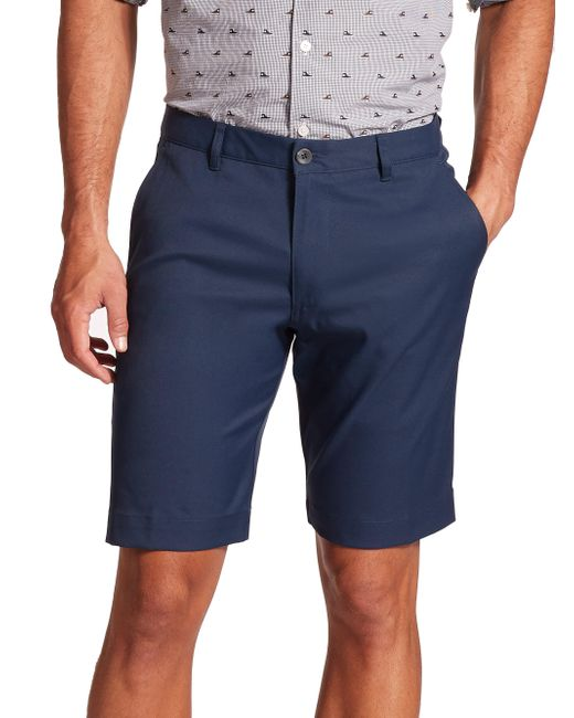 Saks Fifth Avenue | Blue Golf Shorts for Men | Lyst