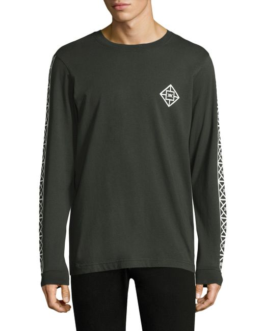 Wesc - Green Cotton Sweatshirt for Men - Lyst