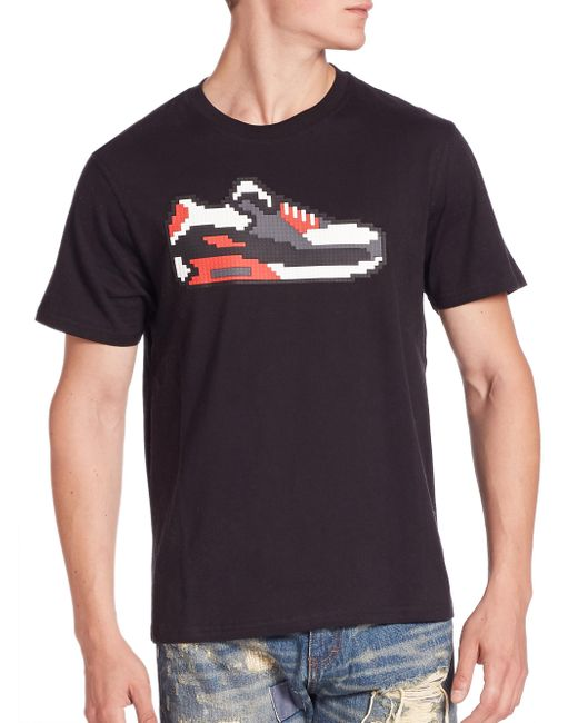 Mostly Heard Rarely Seen | Black Sneaker Tee for Men | Lyst