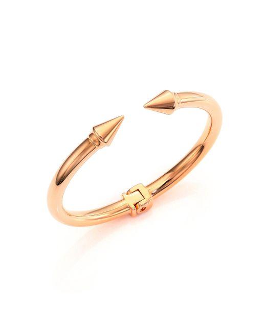 Vita Fede - Metallic Mini Titan Cuff Bracelet - Lyst