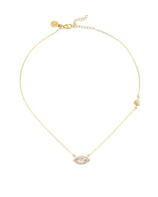Shana Gulati | Metallic Gisela Pendant 18k Yellow Gold & Diamond Necklace | Lyst