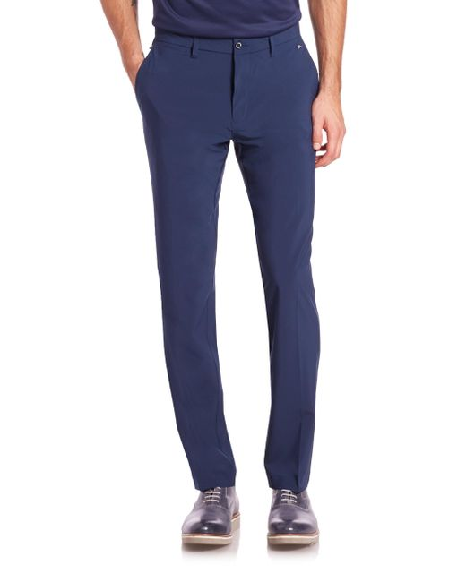 J.Lindeberg | Blue Ellot Slim-fit Micro Stretch for Men | Lyst