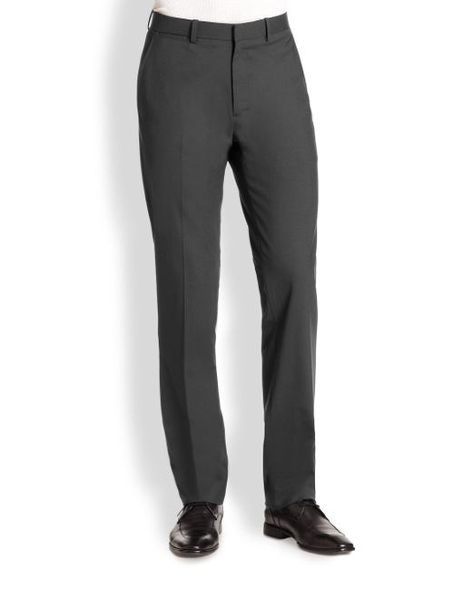 Theory - Gray Marlo New Tailor Dress Pants for Men - Lyst