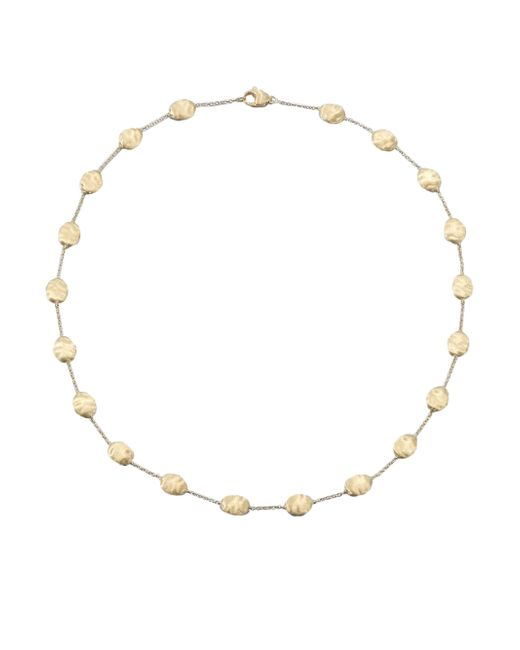 Marco Bicego - Metallic Siviglia 18k Yellow Gold Station Necklace - Lyst