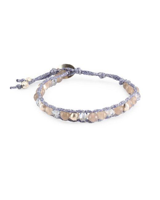 Chan Luu - Multicolor Pearl Mix Bracelet - Lyst