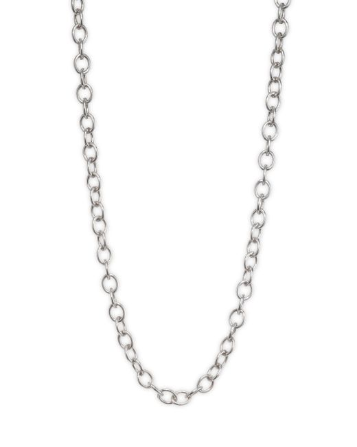 Stephanie Kantis - Metallic Sterling Silver Pebble Chain Necklace - Lyst