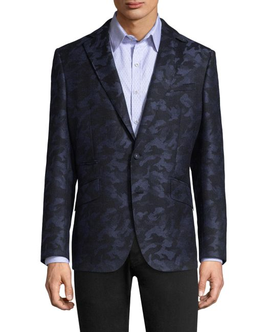 Robert Graham - Blue Portgain Sportcoat for Men - Lyst