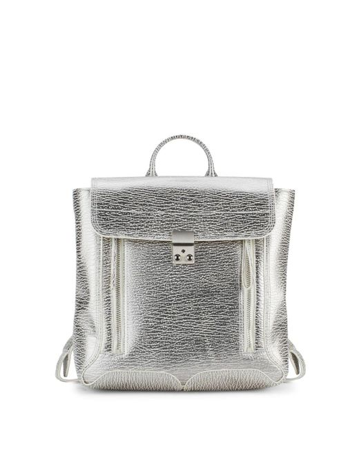 3.1 Phillip Lim - Metallic Pashli Backpack - Lyst