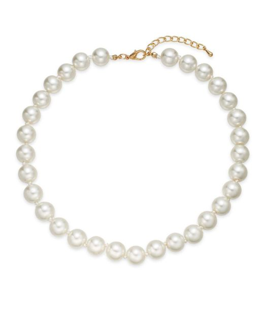 Saks Fifth Avenue | Natural 12mm Simulated Pearl Necklace/16"