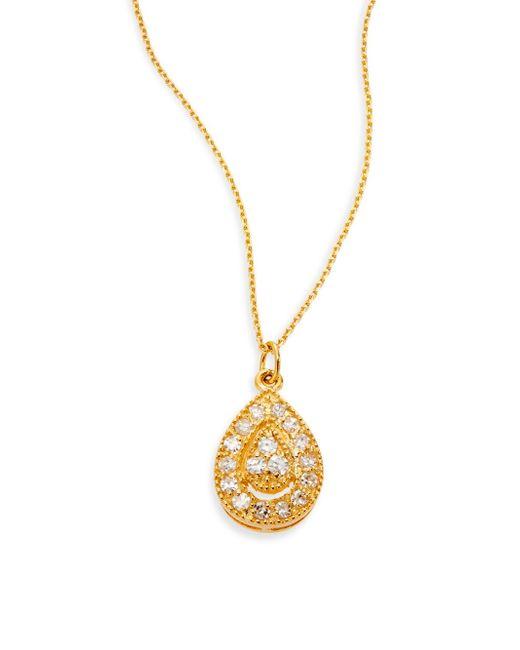 KC Designs | Metallic Diamond Star Necklace | Lyst