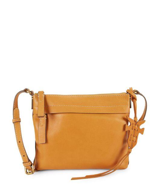 Frye - Multicolor Carson Leather Crossbody Bag - Lyst