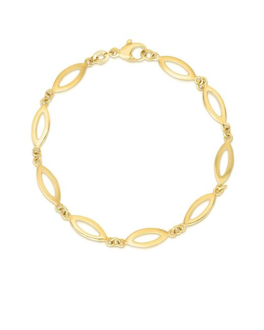 Saks Fifth Avenue - Metallic 14k Yellow Gold Loop Bracelet - Lyst