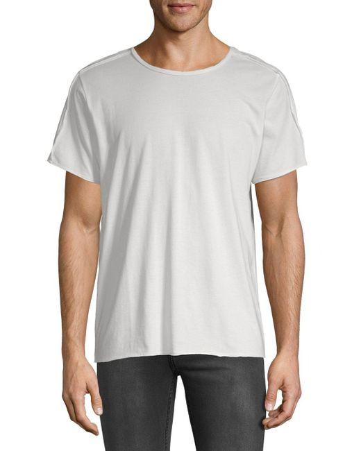 Threads For Thought - White Mason Short-sleeve Tee for Men - Lyst