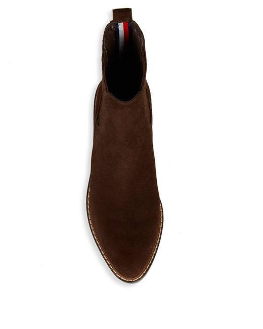06652313 ... Tommy Hilfiger - Brown Wezley Chelsea Boots - Lyst ...