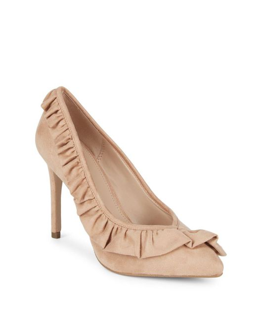 BCBGeneration - Natural Hana Dream Pumps - Lyst