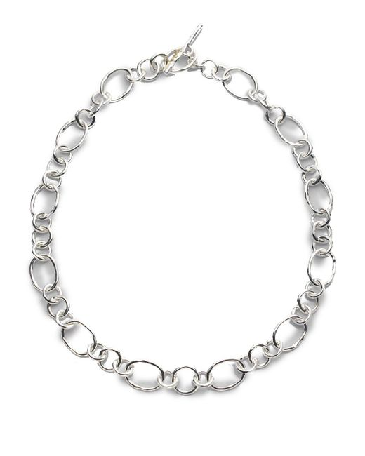 Ippolita - Metallic Glamazon Sterling Silver Chain Necklace - Lyst