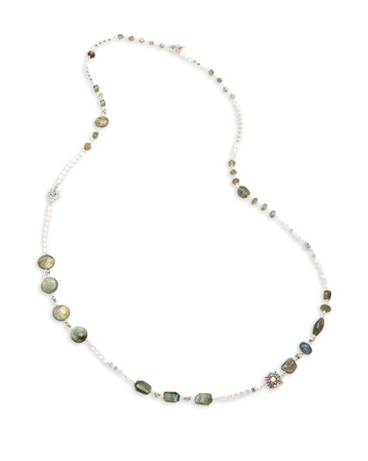 Stephen Dweck - Metallic Veneto Sterling Silver Necklace - Lyst