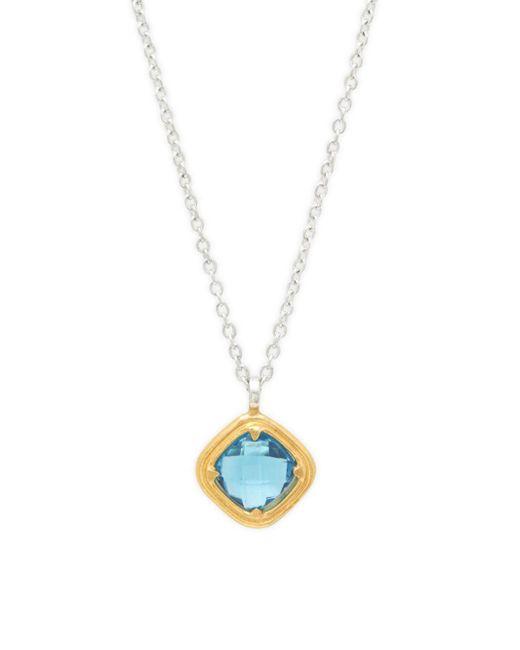 Gurhan - Metallic Blue Topaz Pendant Necklace - Lyst