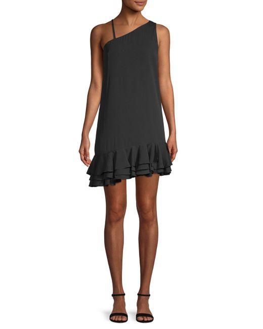 Ali & Jay - Black Bar Nineteen Mini Dress - Lyst