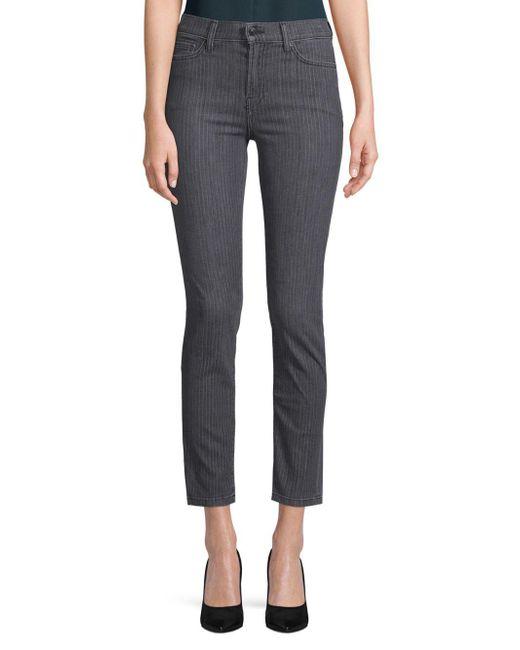 Genetic Denim - Multicolor Audrey High-rise Ankle Jeans - Lyst
