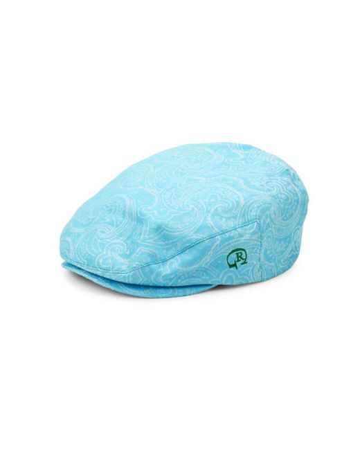 Robert Graham | Blue Scroll-motif Hat for Men | Lyst